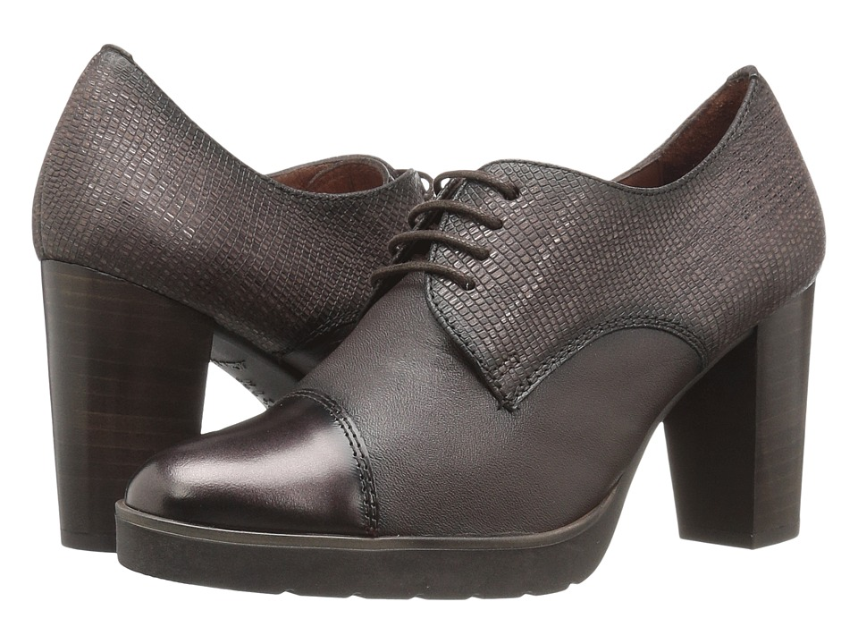 Hispanitas - Viv (Gress Bronce/Soho Brown/Tejus Brown) Women's Shoes