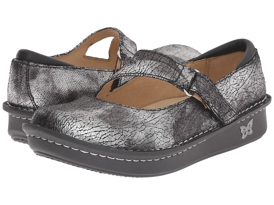 Alegria - Jill (Onyx Crackle) Women's Shoes