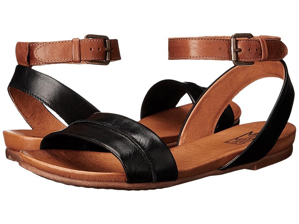 Miz Mooz - Arissa (Black) Women's Sandals