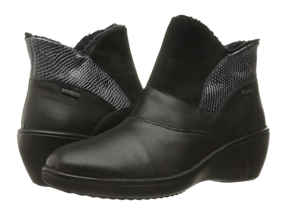 Romika - Savona 01 (Black) Women's Dress Pull-on Boots