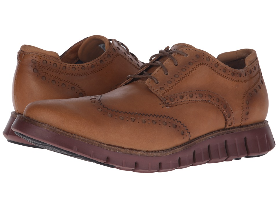 Mark Nason - Graben (Cognac) Men's Shoes