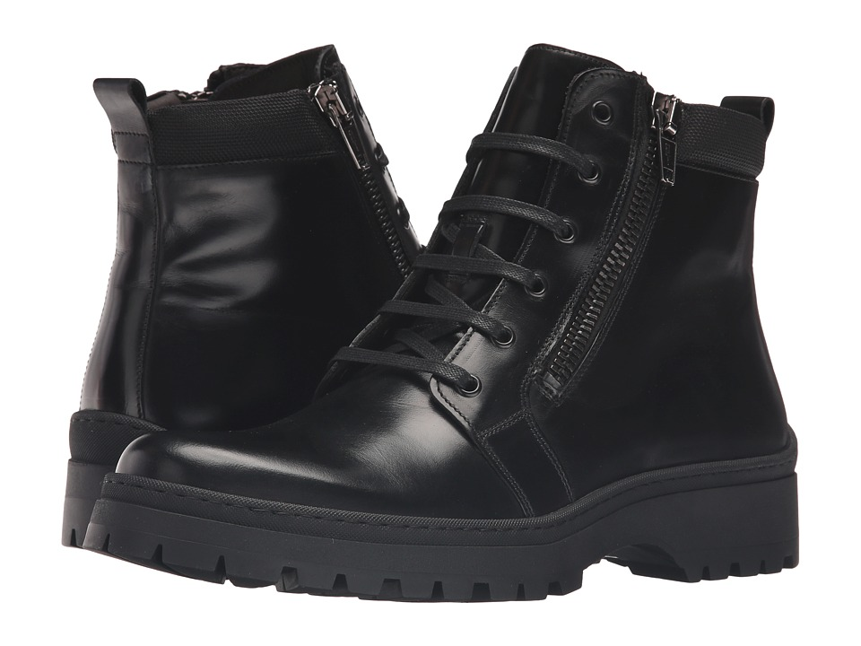 Bruno Magli - Vasco (Black) Men's Shoes