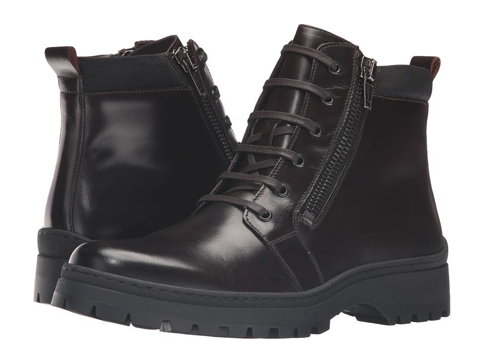 Bruno Magli - Vasco (Dark Brown) Men's Shoes