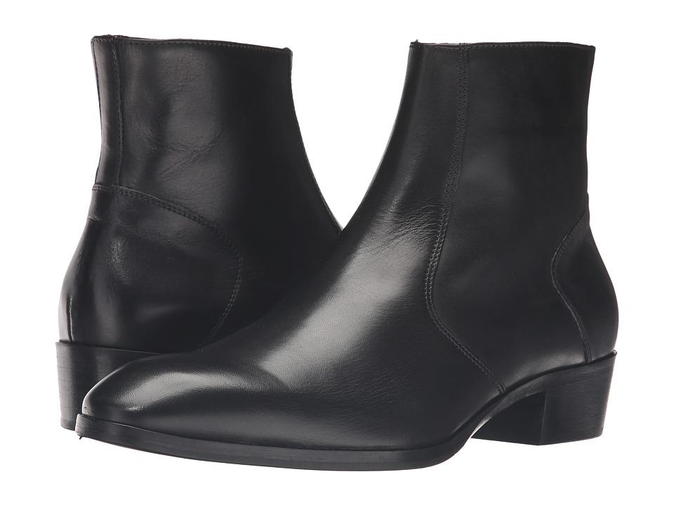 Bruno Magli - Cuba (Black) Men's Shoes