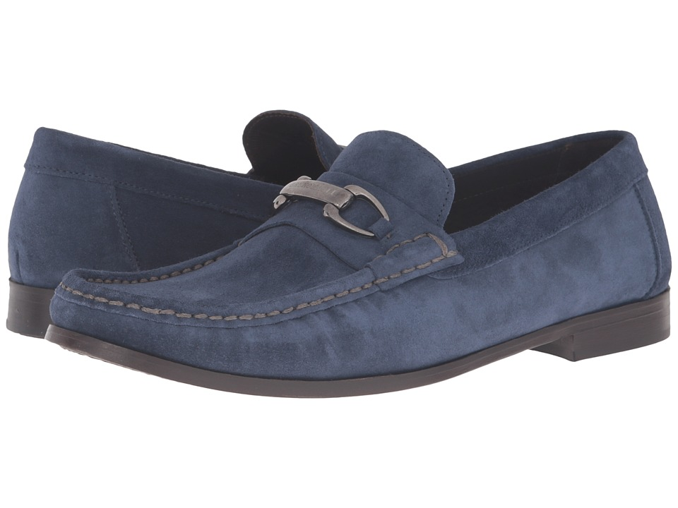 Bruno Magli Townsend (Navy Suede) Men