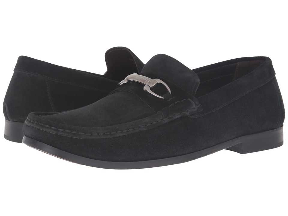 Bruno Magli Townsend (Black Suede) Men