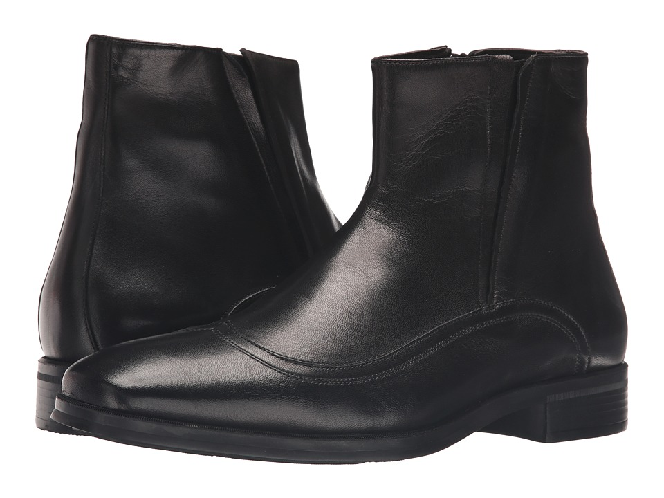 Bruno Magli - Picci (Black) Men's Shoes