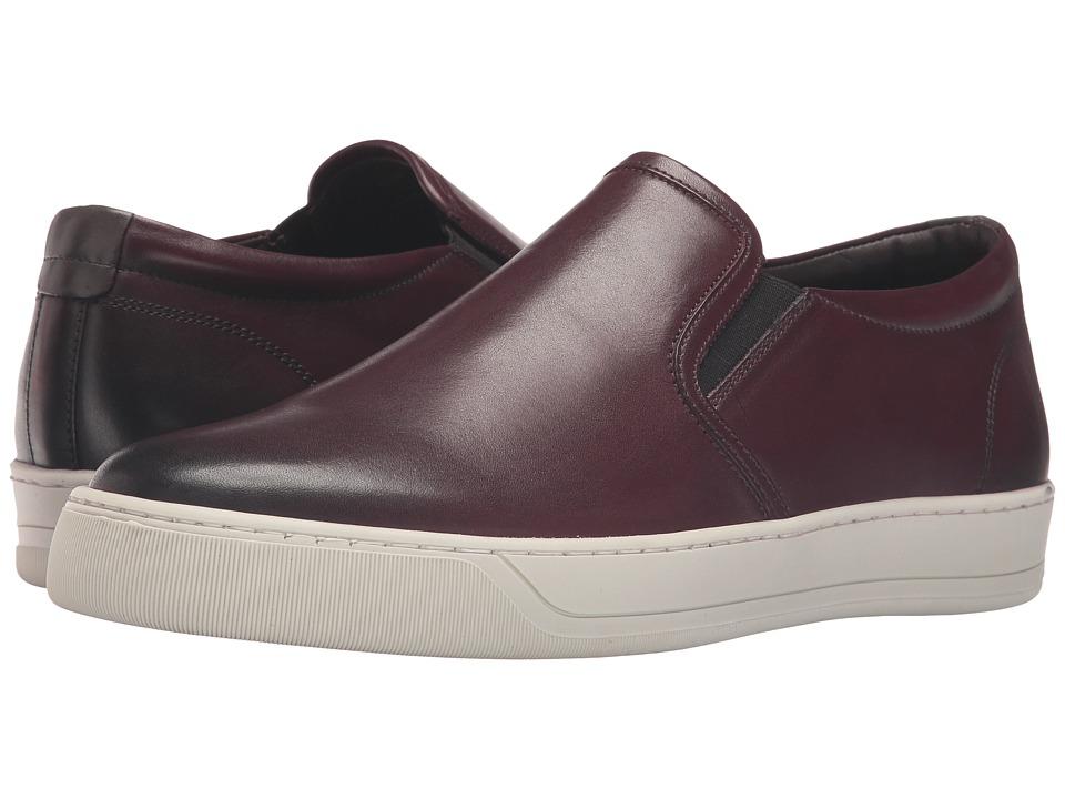 Bruno Magli - Wimpy (Bordeaux) Men's Shoes