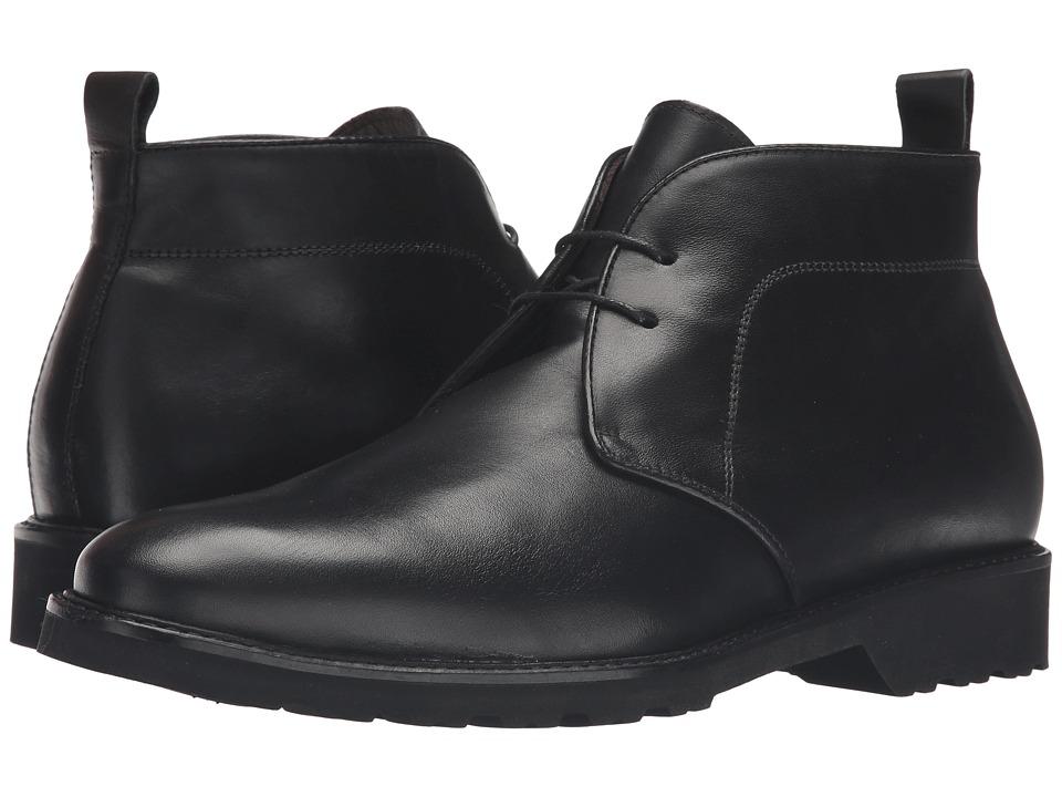 Bruno Magli - Wender (Black Nappa) Men's Shoes