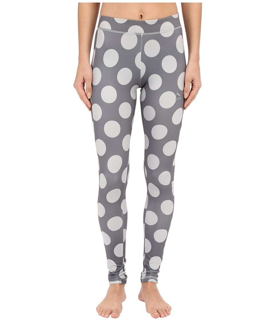 PUMA - Vashtie Leggings (Quiet Shade) Women's Casual Pants