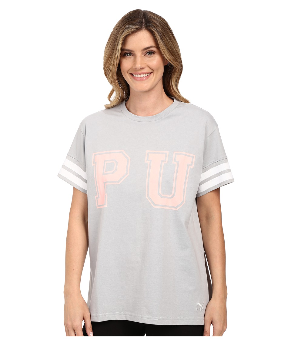 PUMA - Vashtie Print T-Shirt (High Rise) Women's T Shirt