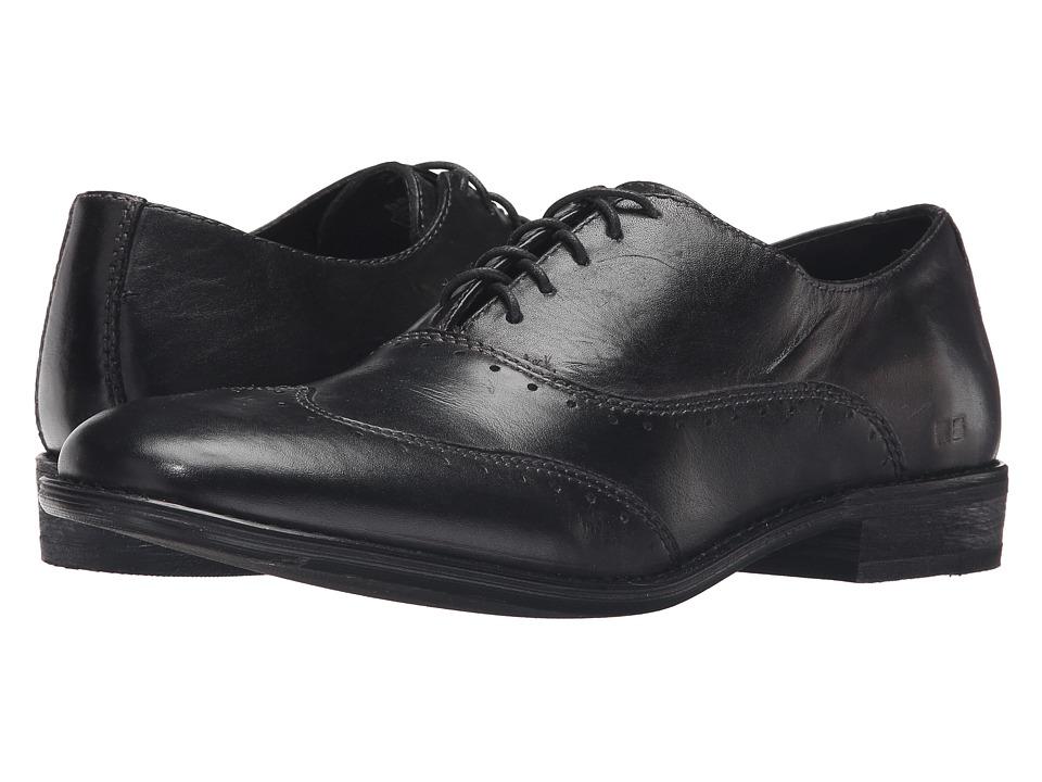 Bed Stu George (Black Garment Dye Leather) Men