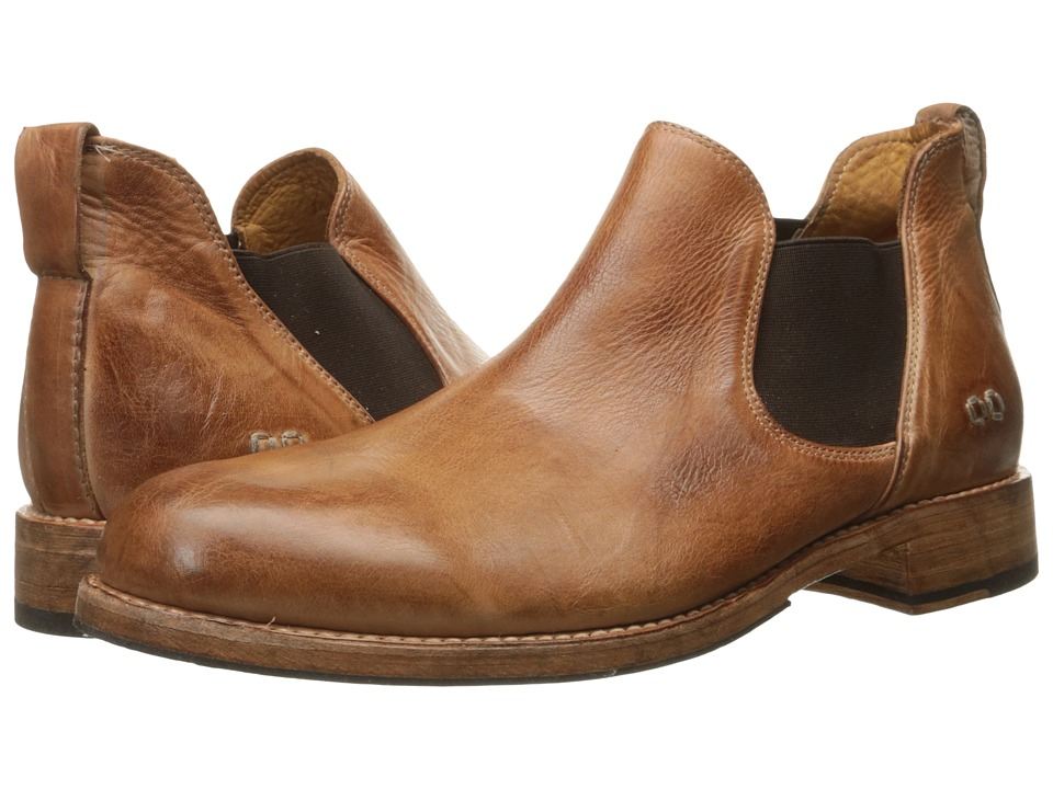 Bed Stu Royce (Cognac Dip Dye Leather) Men