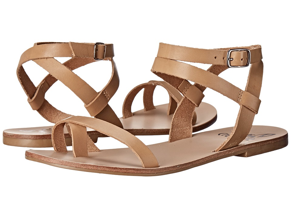 Warm Creature - Esme (Natural) Women's Sandals