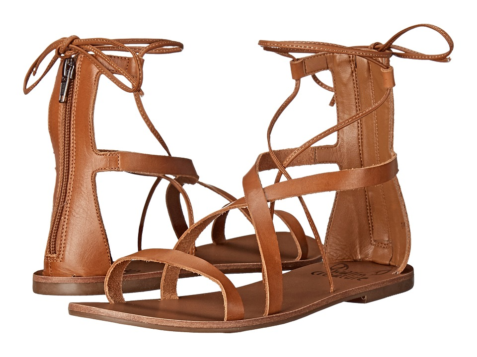 Warm Creature - Hope (Cognac) Women's Sandals