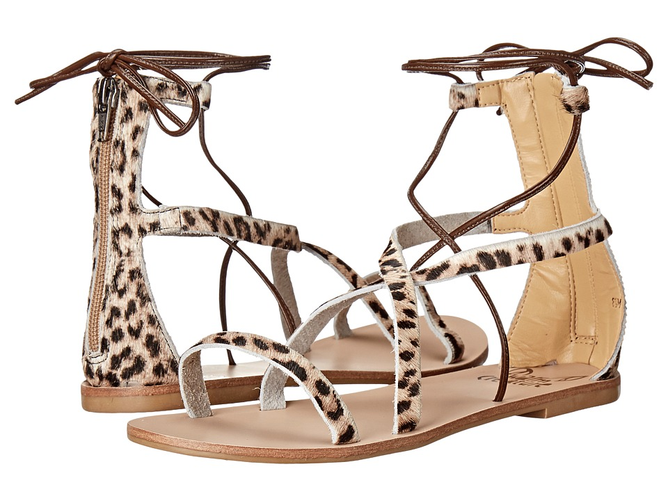 Warm Creature - Hope (Leopard/Natural) Women's Sandals