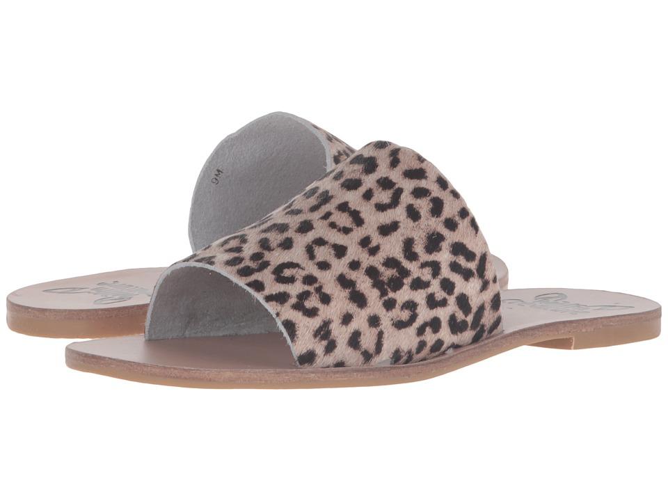Warm Creature - Azura (Leopard) Women's Shoes