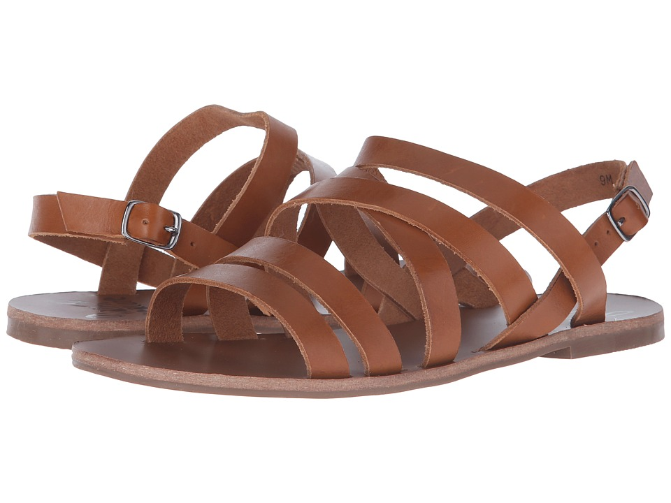Warm Creature - Aurora (Cognac) Women's Sandals