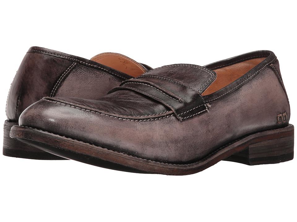 Bed Stu - Bronx (Black Driftwood Leather) Men's Shoes