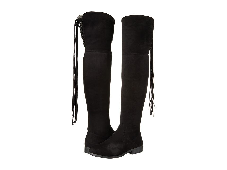 LFL by Lust For Life - Rascal (Black) Women's Boots