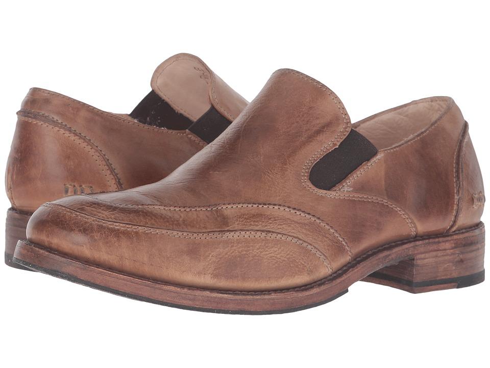 Bed Stu - Scoria (Tan Rustic Leather) Men's Shoes