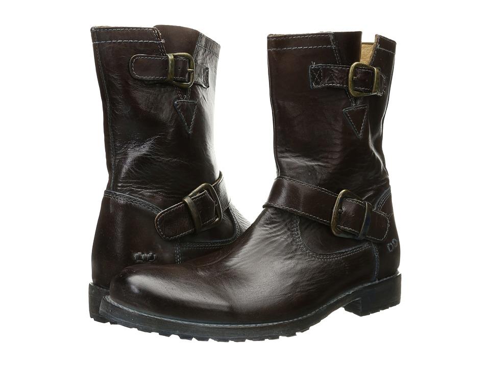 Bed Stu - Ashton (Teak Rustic Oxidized Leather) Men's Shoes