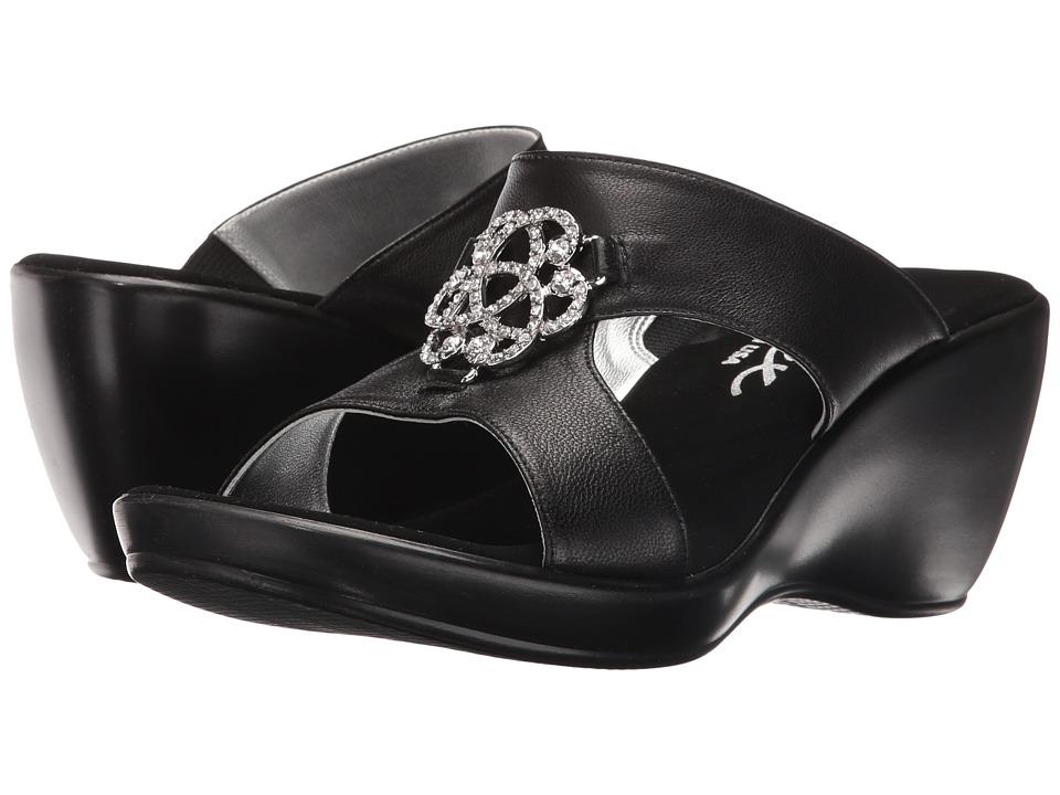 Onex - Justine (Black/Silver) High Heels