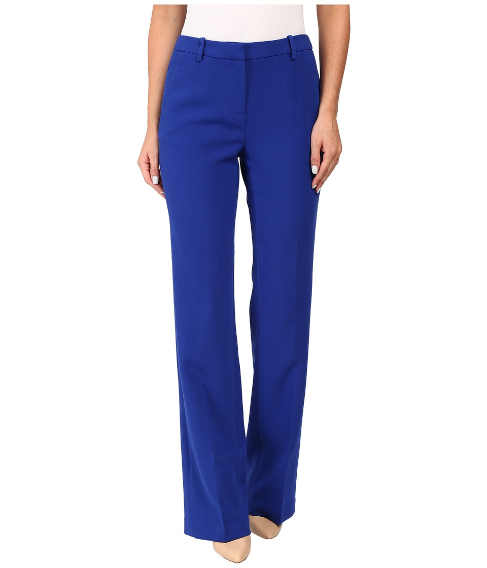 Ellen Tracy - Signature Trousers (Cobalt) Women's Casual Pants