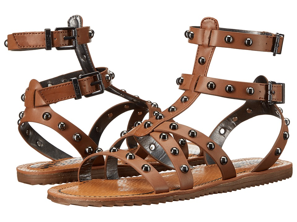 Circus by Sam Edelman - Shane (Saddle Burnished Atanado Veg) Women's Sandals