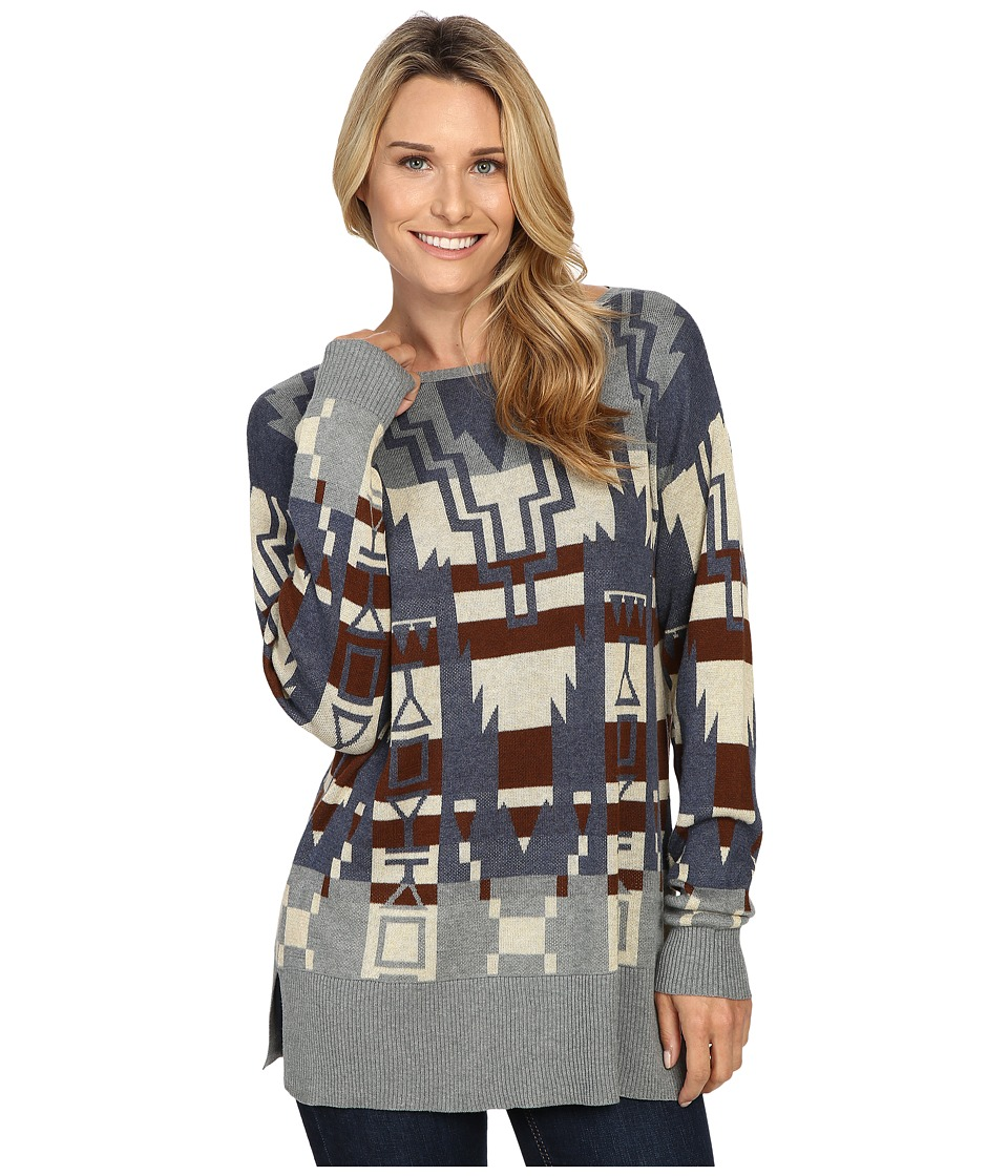 Tasha Polizzi - Chelsea Crew (Blue) Women's Clothing