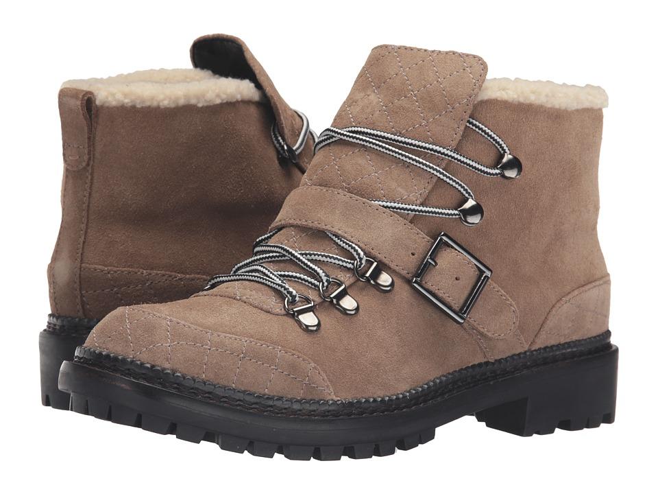 Marc Fisher LTD - Caylyn (Tan Suede) Women's Shoes