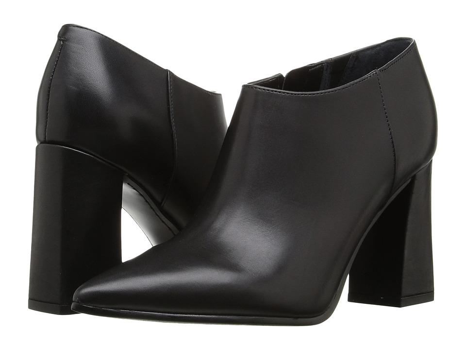Marc Fisher LTD - Jayla (Black Leather) Women's Shoes