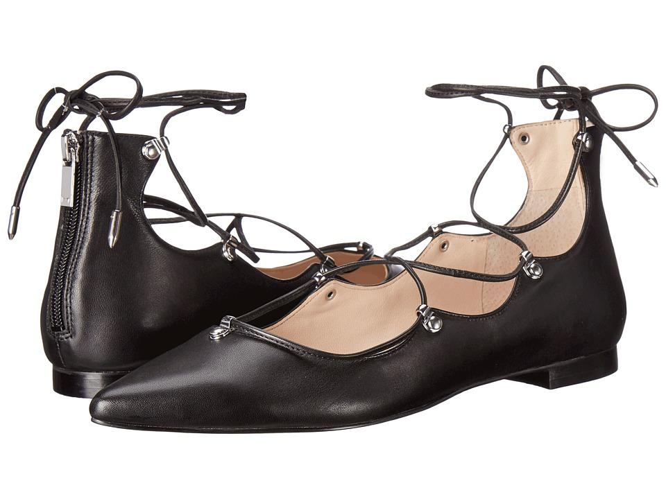 Marc Fisher LTD - Salia (Black Leather) Women's Shoes