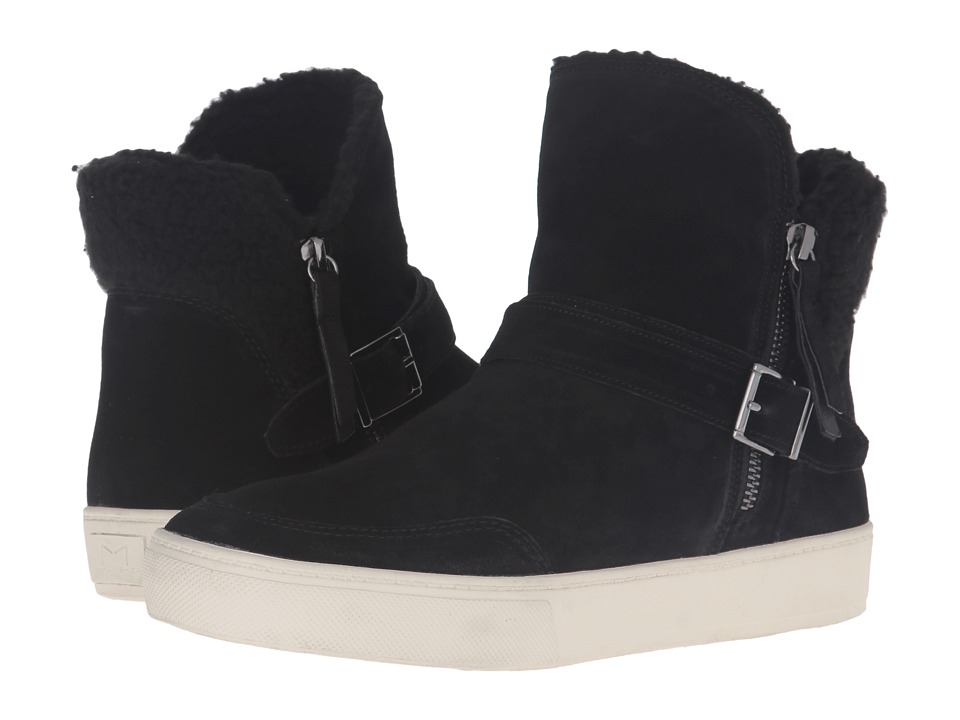 Marc Fisher LTD - Sabelia (Black Suede) Women's Shoes