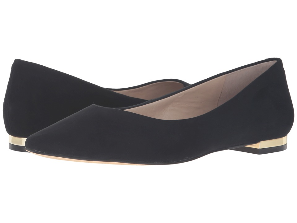 Marc Fisher LTD - Synal (Black Suede) Women's Shoes