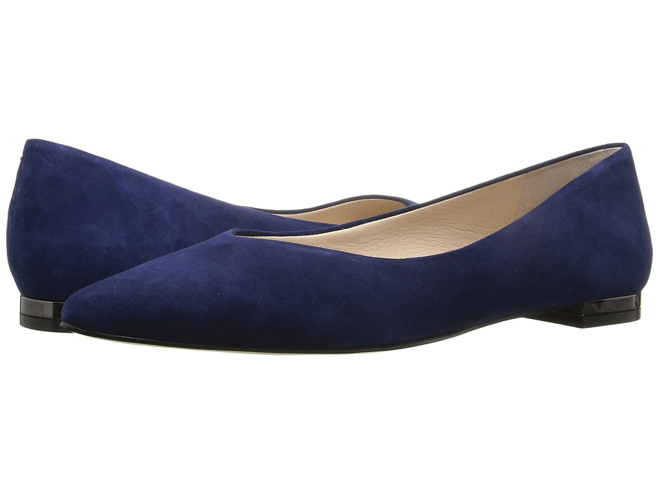 Marc Fisher LTD Synal (Navy Suede) Women