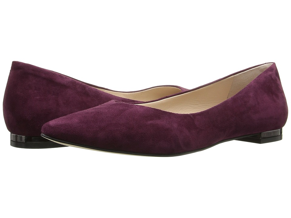 Marc Fisher LTD Synal (Burgundy Suede) Women