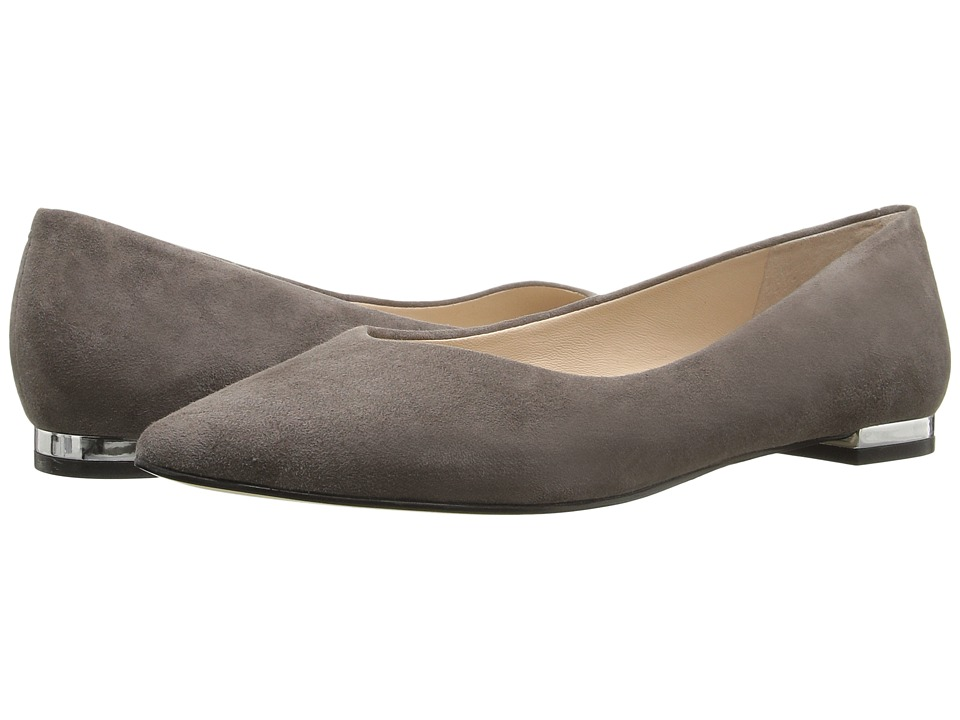 Marc Fisher LTD Synal (Grey Suede) Women