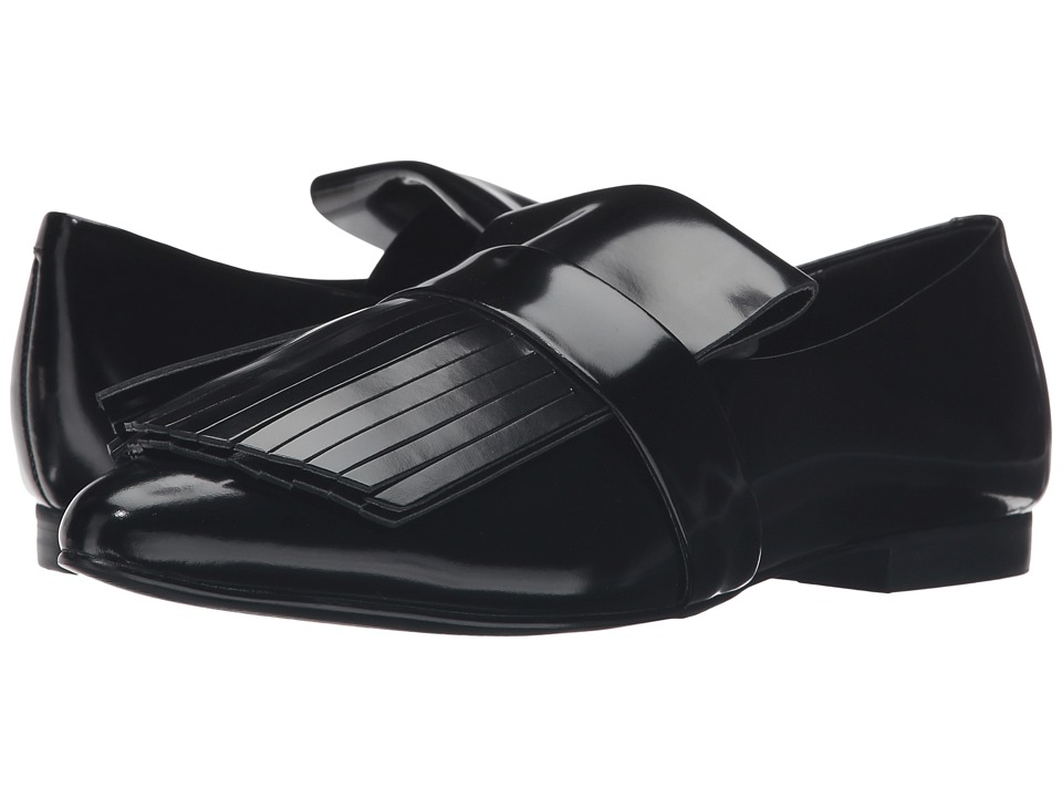 Marc Fisher LTD - Shonda (Black Leather) Women's Shoes