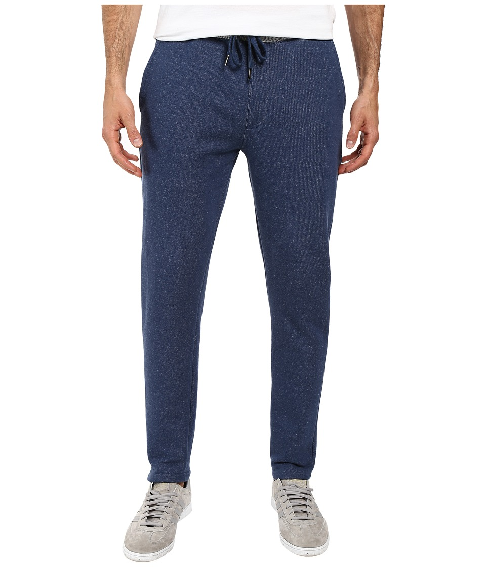 RVCA - Balanced Sweatpants (Dark Denim) Men's Casual Pants