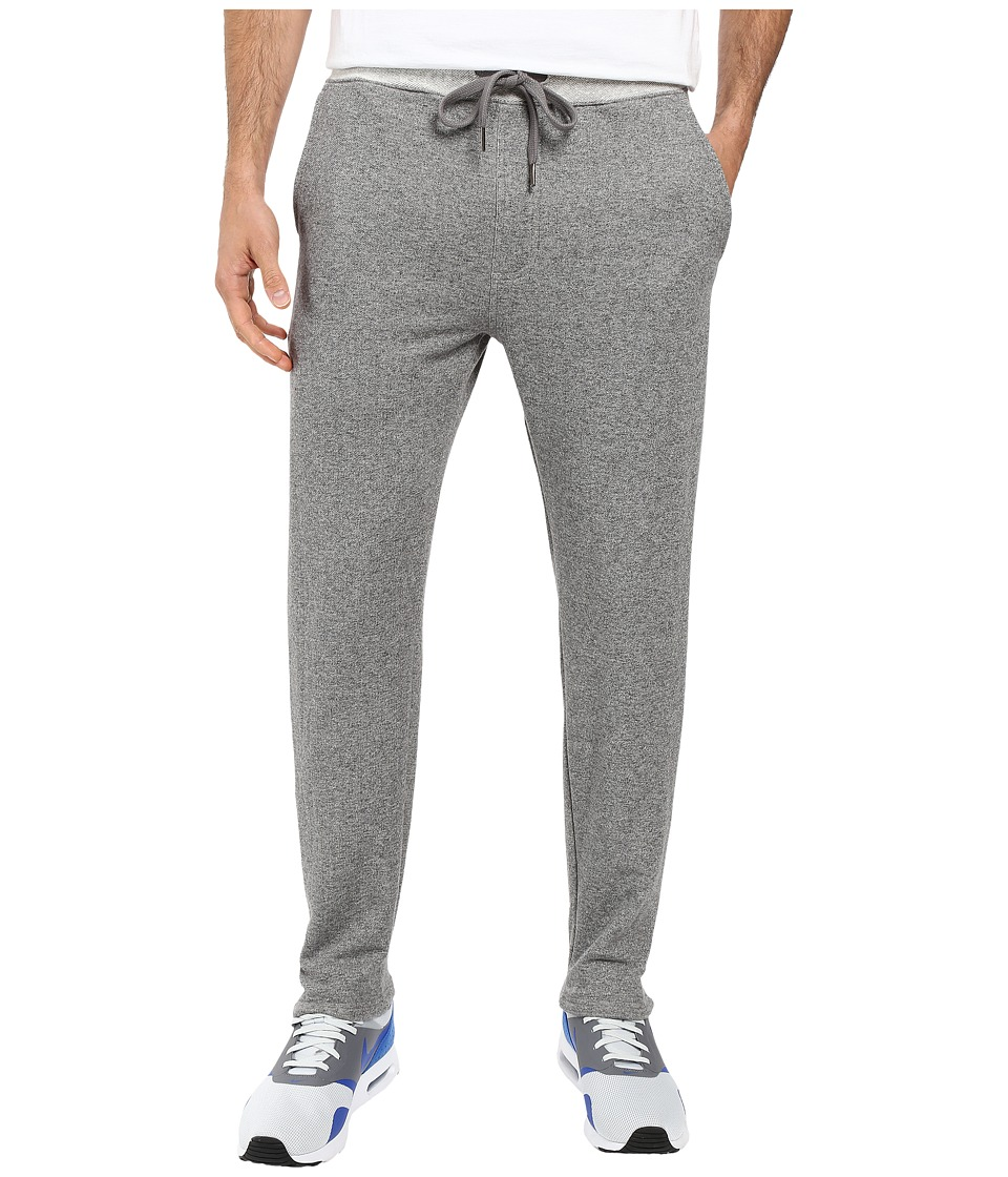 RVCA - Balanced Sweatpants (Grey Marle) Men's Casual Pants