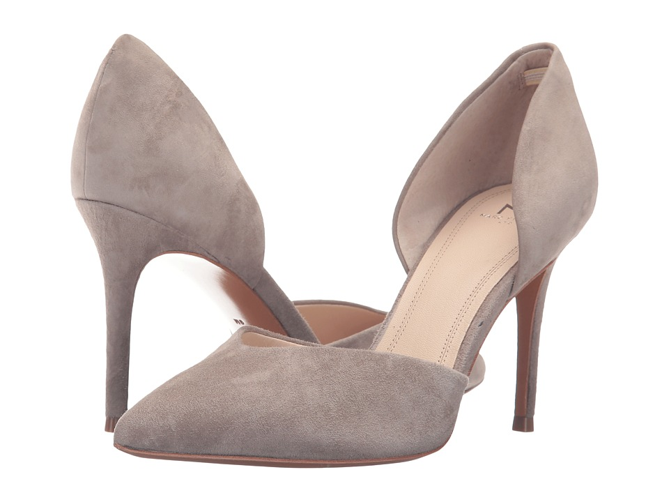 Marc Fisher LTD - Tammy (Tan Suede) High Heels