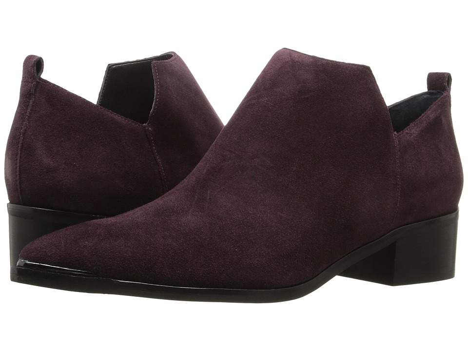 Marc Fisher LTD Yamir (Burgundy Suede) Women
