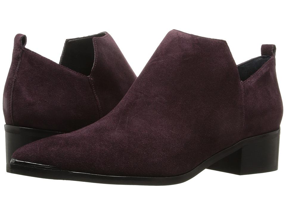 Marc Fisher LTD - Yamir (Burgundy Suede) Women's Shoes