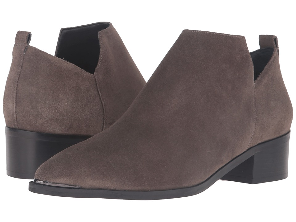 Marc Fisher LTD - Yamir (Grey Suede) Women's Shoes