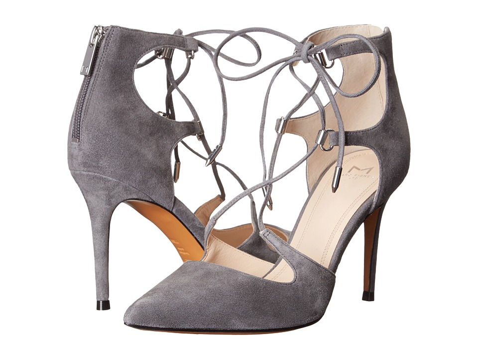 Marc Fisher LTD - Toni (Grey Suede) High Heels