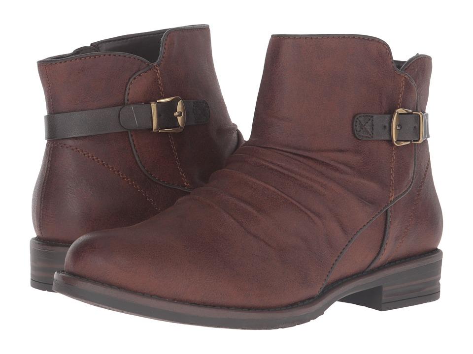 Bare Traps - Callahan (Brush Brown) Women's Shoes