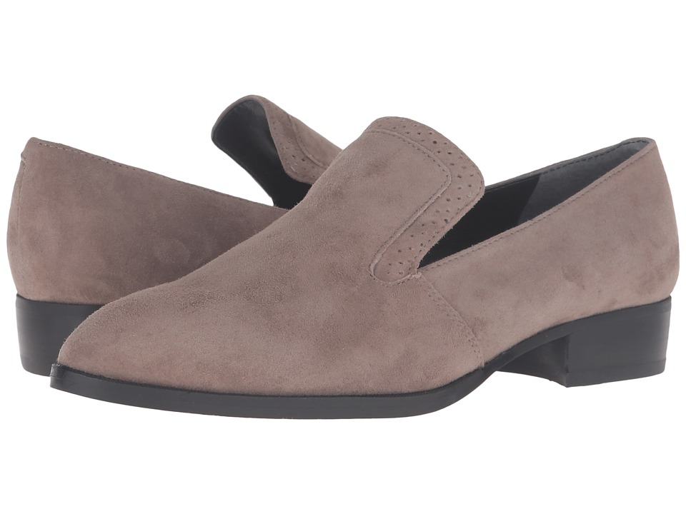 Marc Fisher LTD - Kassie (Taupe Suede) Women's Shoes