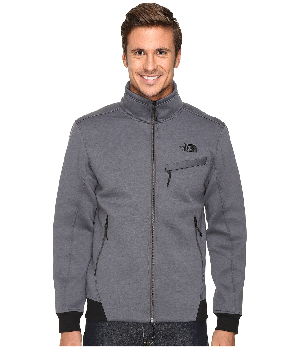 The North Face - Thermal 3D Jacket (TNF Dark Grey Heather) Men's Coat