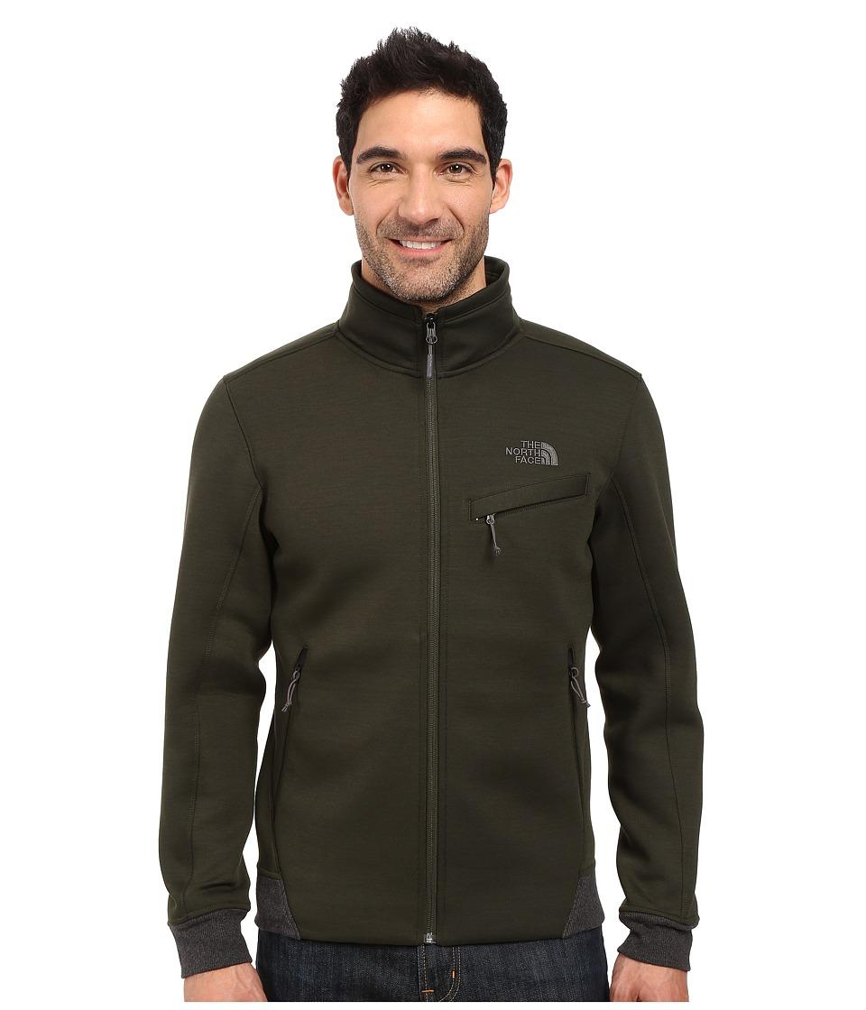 The North Face - Thermal 3D Jacket (Rosin Green/Black Heather) Men's Coat
